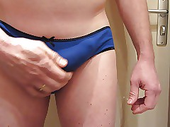 wank in all directions from relating to an obstacle sweep boxer shorts
