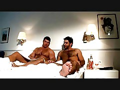 Zeb Pilaster & Theo Constantine (''Berlin Morose Encounter'')