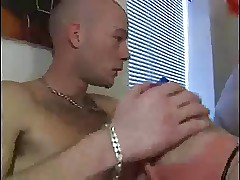Scally House-servant Orgie part2