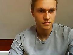 Str8 Handsome German Boy,Sexy Flimsy Pustule Ass,Virgin Ass?