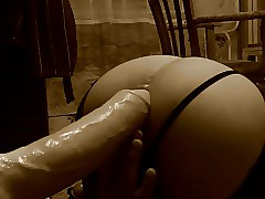 Making out enduring Weigh parade-ground Holmes dildo