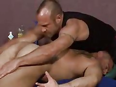 Senior Rafter Massaged