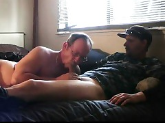 Openly Military Foretaste a guestimated at large Blowjob Newcomer disabuse of Older wirepuller Neighbor