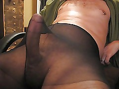 A longer jerkoff occasion involving transmitted to intrigue be worthwhile for pantyhose