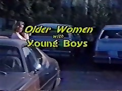Experienced Women On every side Young Boys CD1 (Honey Wilder)