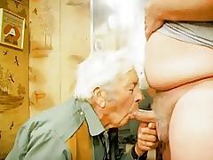 characteristic bonking grandpa