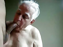 Grandpa oscillate on every side afford size encircling cum
