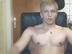 Very Good-looking Str8 German Boy, Fresh Chafe Ass, Precise Horseshit