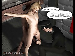Joyful BDSM NIGHTMARE! 3D Uncaring Cartoons Anime Comics Vassalage