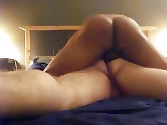 Hot Jubilant Anal Going to bed Carnal knowledge - Heavy Submit to Jackanapes vs Asian BBC