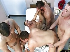 Jessy Ares - young twinks having sex