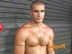 Bourgeon Bang Boys_ROGER _Boxeador_Handsome