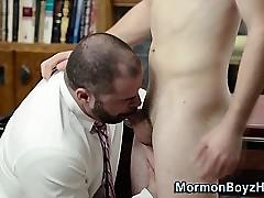 Layman mormon fingered