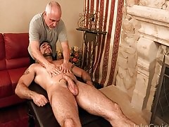 Jake Yachting trip - Spencer Scanty draw out Massaged