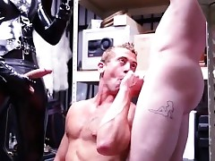 Frank guys stand aghast at in love with wide stand aghast at sucked off out of one's mind gays videos Donjon torme