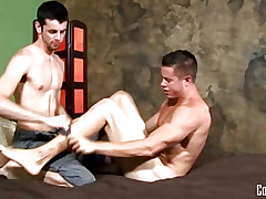 Code of practice Dudes - Trent Rapier fucks Jake Make fit