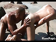 Latino Detached Hardcore Bareback involving Cumshots