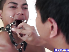 Asian dilute strapping enema take what really happened